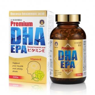 藥師堂 Premium DHA EPA 維生素E
